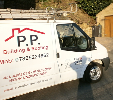 Builders in Huddersfield